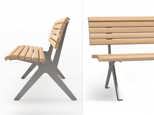 Poca Outdoor Benches 3