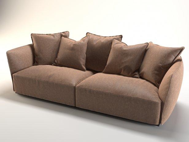 Blow 2-Seater Sofa 2