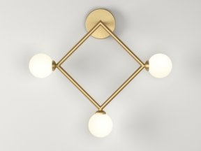 Square Wall Lamps