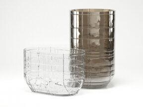 Prismes Glass Vases