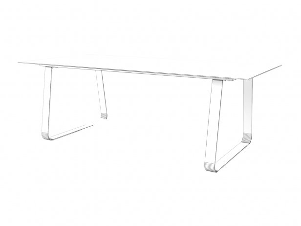Vilna Dining Table 200, 220 7