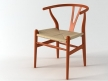 CH24 Wishbone chair 8