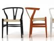 CH24 Wishbone chair 1