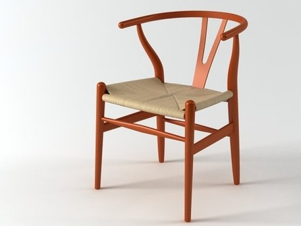 CH24 Wishbone chair 8