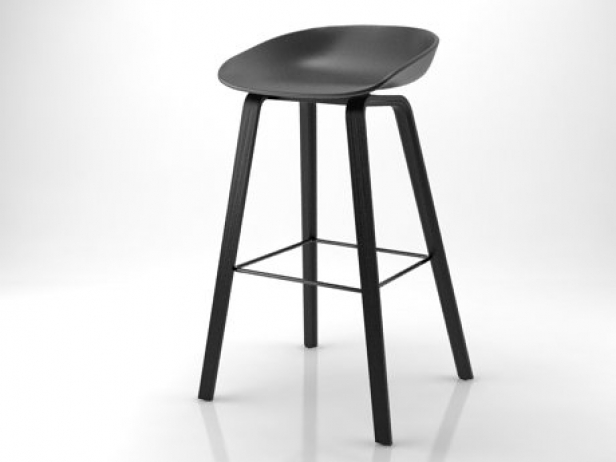 About a stool mod le 3d hay for Barhocker 3d download