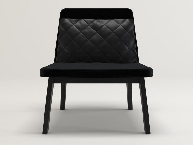 Lean Lounge Chair 8