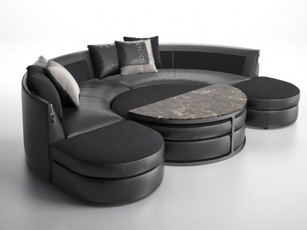Borromeo Modular Sofa 6