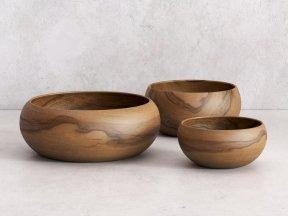 Tondo Bowls