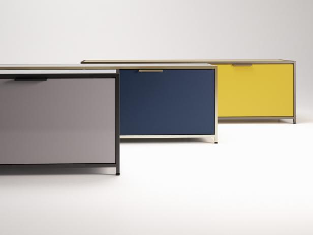 Dita Bench Tv Stand 3d Modell Ligne Roset