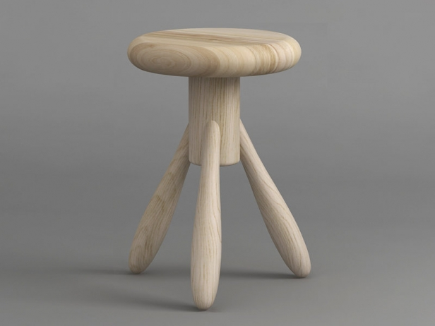 Baby Rocket stool 5