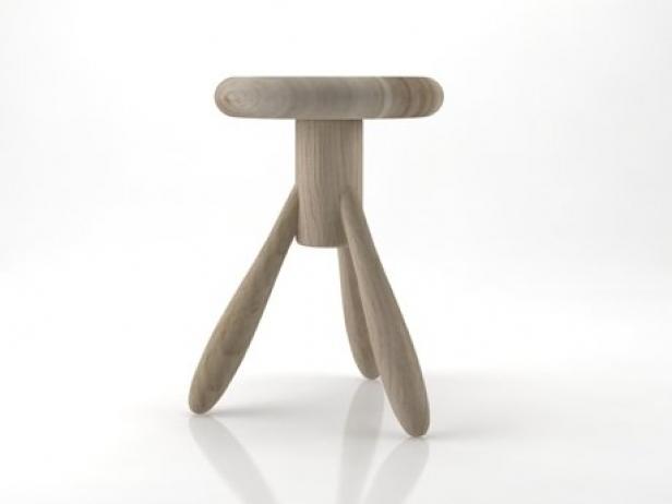 Baby Rocket stool 6