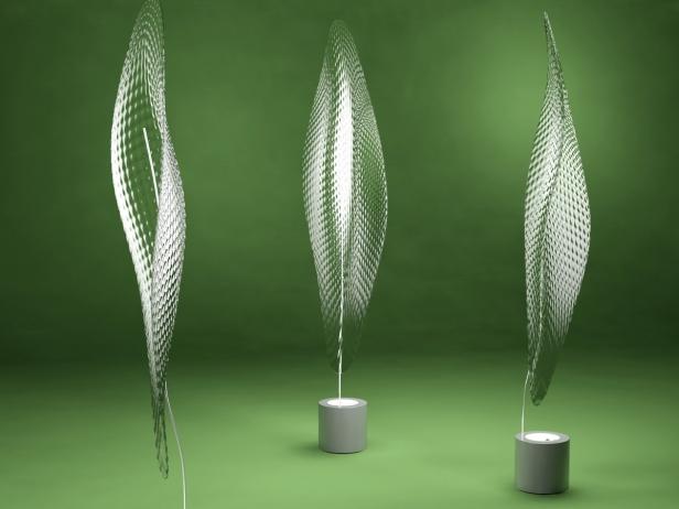 cosmic leaf terra 3d model artemide. Black Bedroom Furniture Sets. Home Design Ideas
