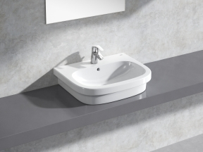 Euro Countertop Basin 60 Set
