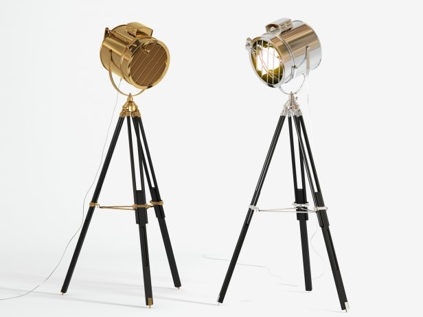 Floor Lamp 1