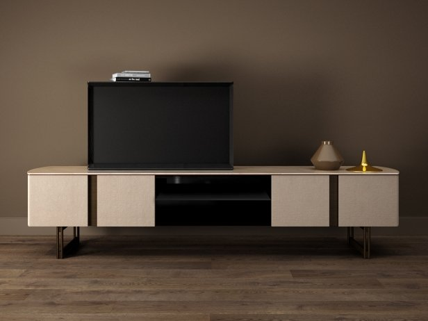 Butterfly 4 TV Cabinet 3
