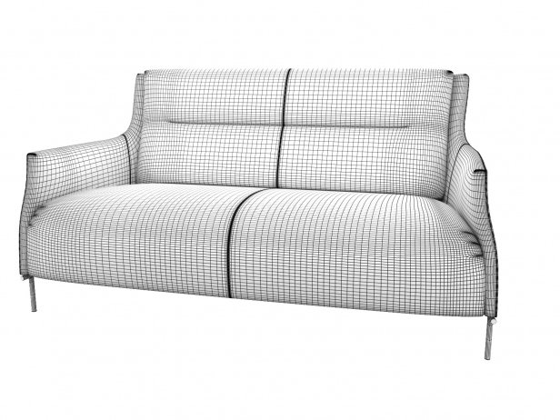 Riga Settee New Base 10