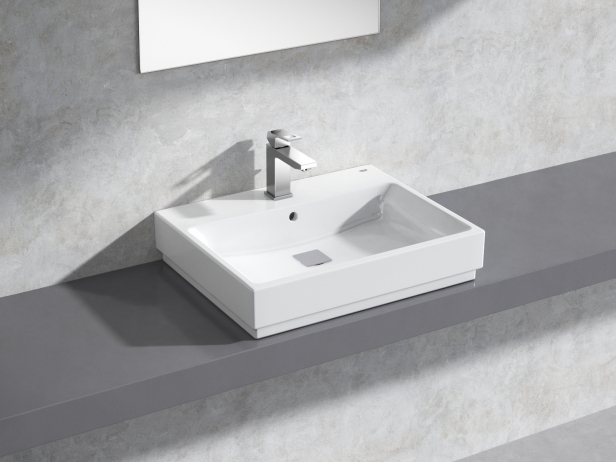 Eurocube Countertop Basin 60 Set 1
