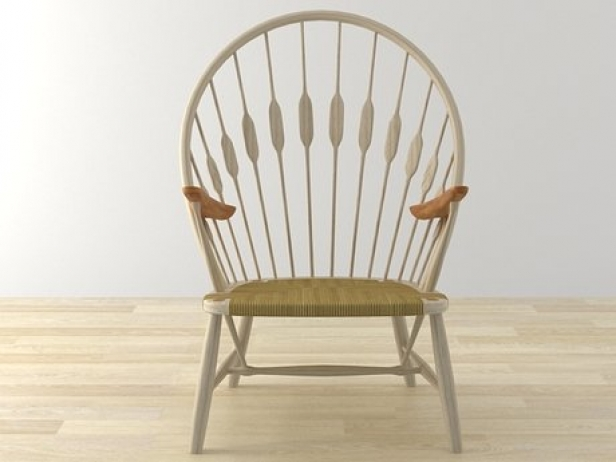 PP550  Peacock Chair 5