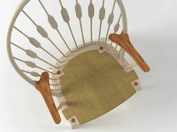 PP550  Peacock Chair 7
