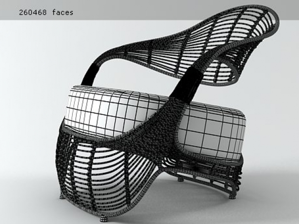 Manolo Easychair 2