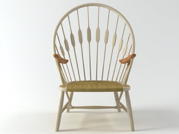 PP550  Peacock Chair 2
