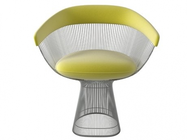 Marvelous Platner Armchair 1