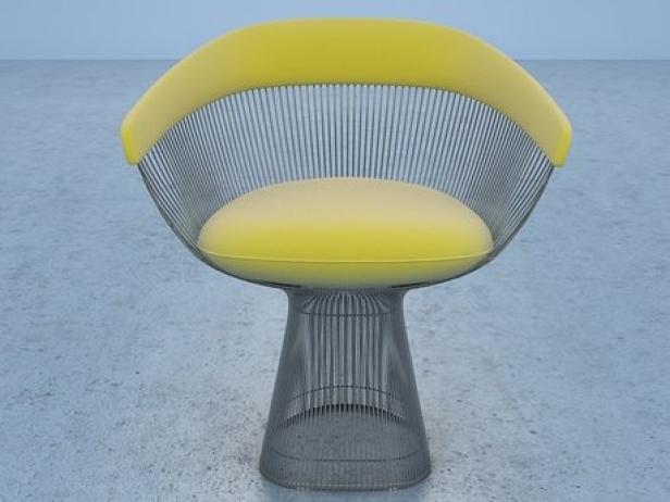 Nice Platner Armchair 2