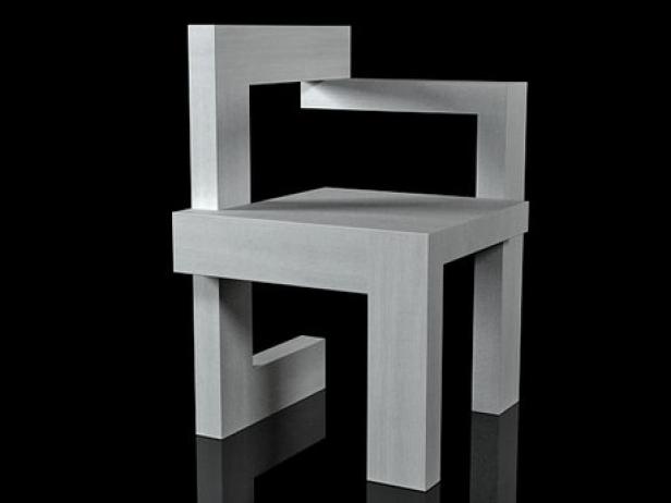 Steltman chair modello 3d rietveld by rietveld for Sedia steltman
