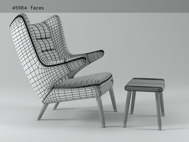 PP19 Teddy Bear Chair 11