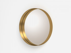 Cypris Round Mirror