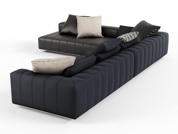 Freeman Corner Sofa System B 4