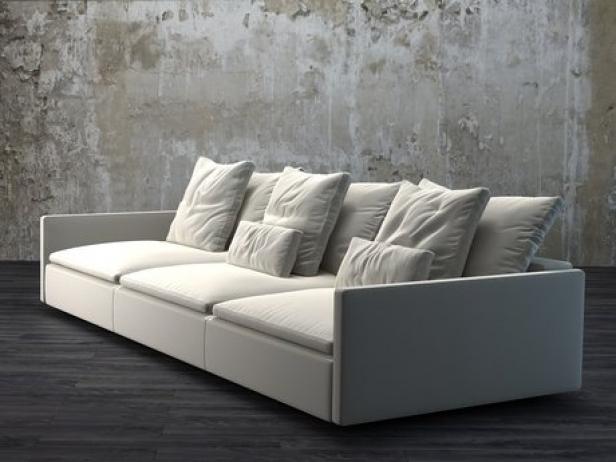 Resort Sofa 3d Model Flexform