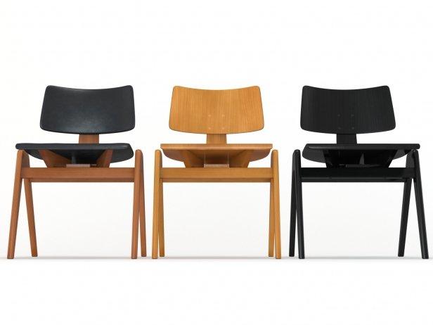 Hille Stak Chair 7