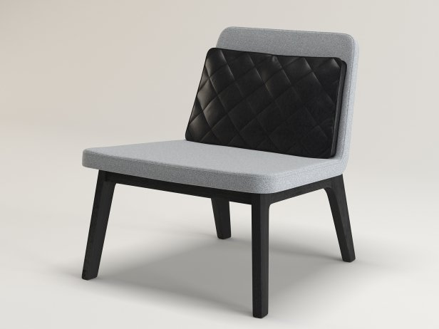 Lean Lounge Chair 7