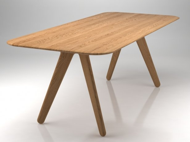 Slab Dining Table 1