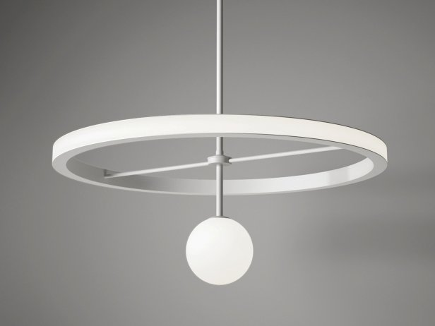 Ring Pendant Lamp 3