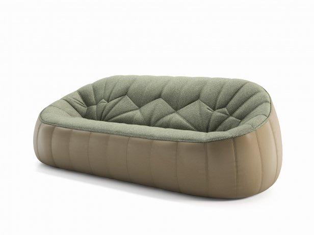 Ottoman 3-Seater Sofa 7