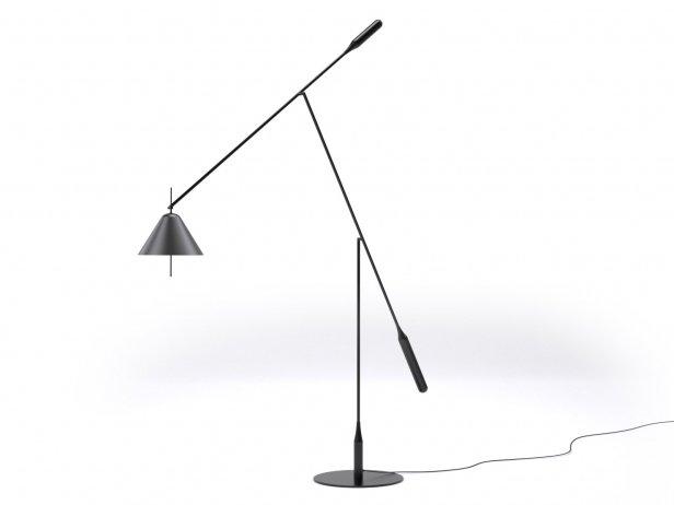Mobile Floor Lamp 2