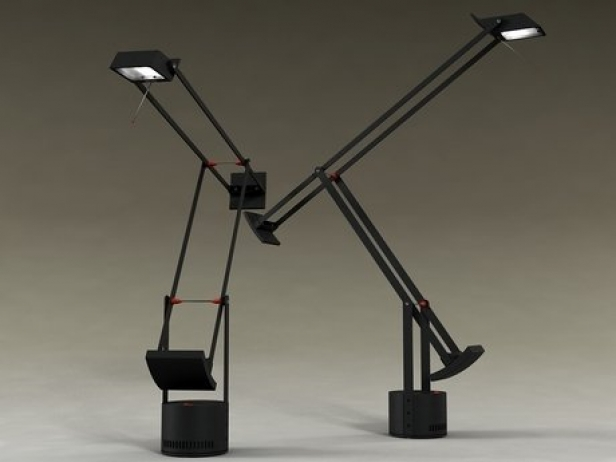 Tizio Table Lamp Modele 3d Artemide