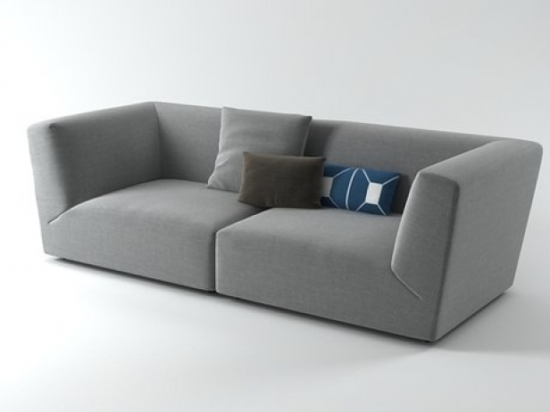 Soho High Arm Sofa 4