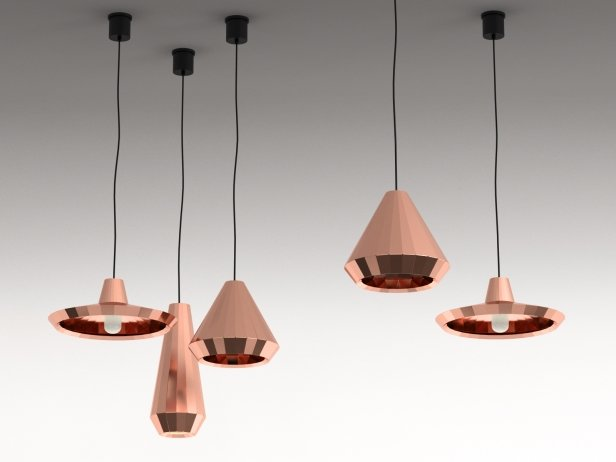 Copper Lights 4