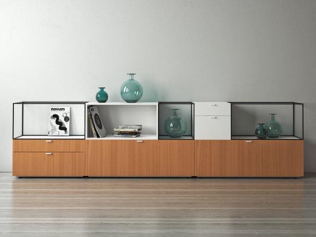 space sideboard 3d model ligne roset. Black Bedroom Furniture Sets. Home Design Ideas