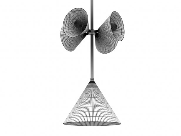 Axis Pendant Lamp 12