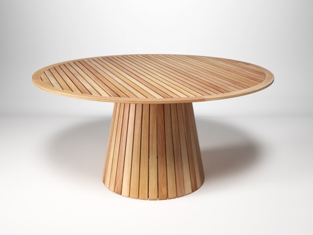 Wooden Outdoor Dining Table 1