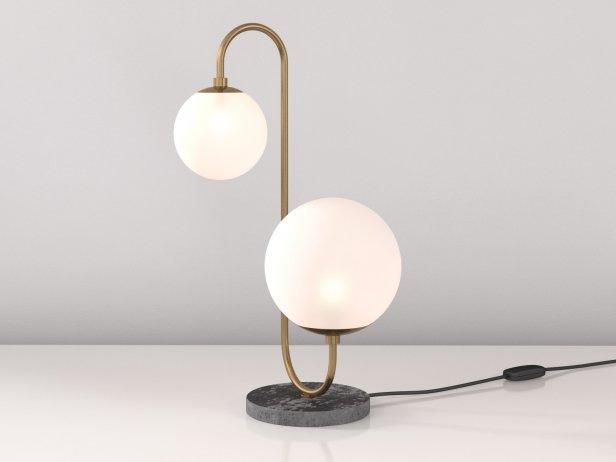 Pelle Table Lamp Asymmetrical 1
