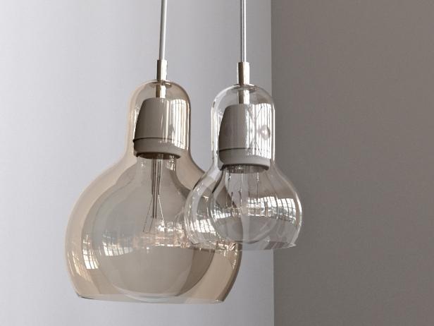 Bulb 3d Model Amp Tradition Denmark