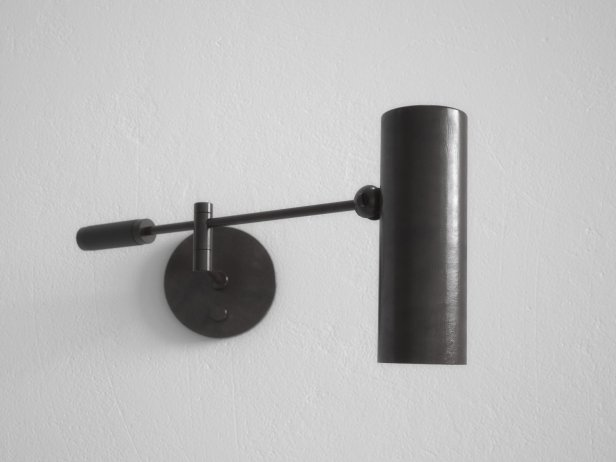 Cylinder Swing Arm Sconce Lamp 2