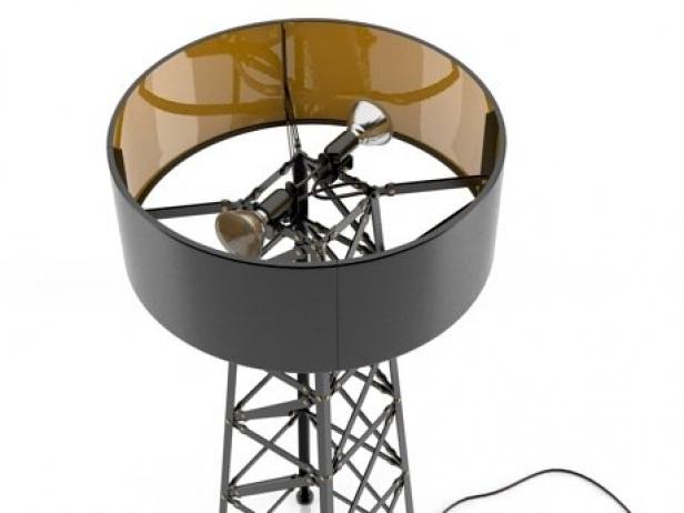 Construction Lamp 4