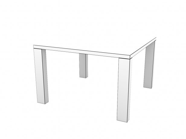 DS-777 Dining Table Composite 11