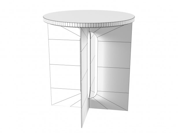 Androgyne Side Table 4